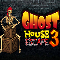 play Ena Ghost House Escape 3