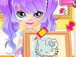 Baby Tattoo Designer game