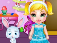 Baby Madison Easter Fun game