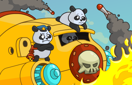 Ruthless Pandas game