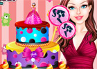 Barbie Cake Deco Ga game