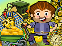 Big Dig: Treasure Clickers game