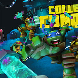 Collect And Conquer – Tmnt game