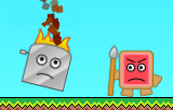 Toaster Defense game