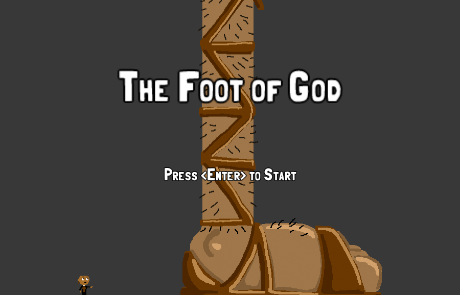 The Foot Of God game
