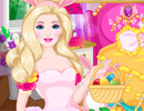 Barbie Bunny Bedroom game