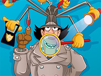 play Inspector Gadget Teeth Care