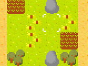 Farmer Puzzle Battle game