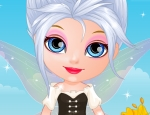 Baby Barbie Fairy Costumes game