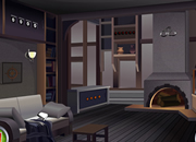 Detective House Escape game