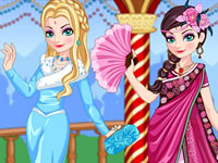 play Ice Queen Time Travel India
