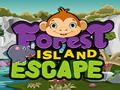 Forest Island Escape game