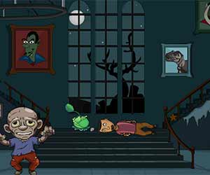 Escape From Zombies game