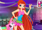 Winx Dress Up game
