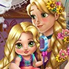 Play Rapunzel Baby Wash game