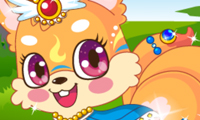 Mystery Creature Dress Up game