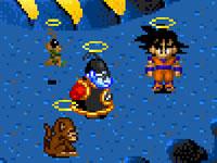 play Dragon Ball Z - Buu'S Fury
