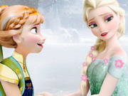 Puzzle Frozen Fever game
