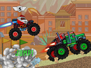 Monsters Wheels 2 Hacked game