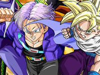 play Dragon Ball Fierce Fighting 2.8