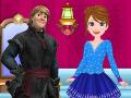 play Shopaholic Frozen Anna