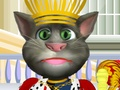 play Talking Tom Becomes King