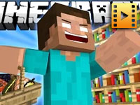 If Minecraft Steve Went Shopping game