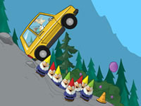 play Phineas And Ferb Driving Test
