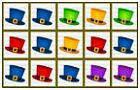Magical Hat Matching game