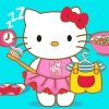 play Play Hello Kitty Goes To School