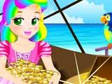 play Princess Juliet Escapes Treasure Island