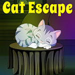 play G4K Cat Escape Game