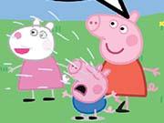 play Peppa Pig Tetris