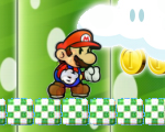 New Mario Flash game