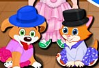 play Zoe Puppy And Kitty Care