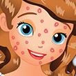 Sofia Squeeze Pimples game