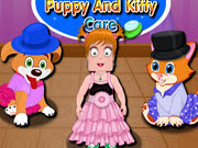 play Zoe'S Puppy And Kitty Care