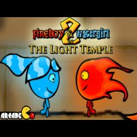 Play Fireboy and Watergirl The Light Temple Game