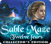 Sable Maze: Twelve Fears Collector'S Edition