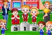 play Baby Hazel Sports Day