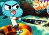 Gumball Sewer Sweater Search game
