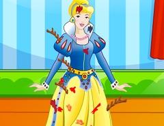 play Cinderella Messy