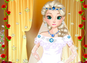 play Elsa Wedding Prep