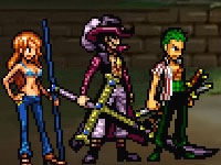 play One Piece Ultimate Fight 1.7