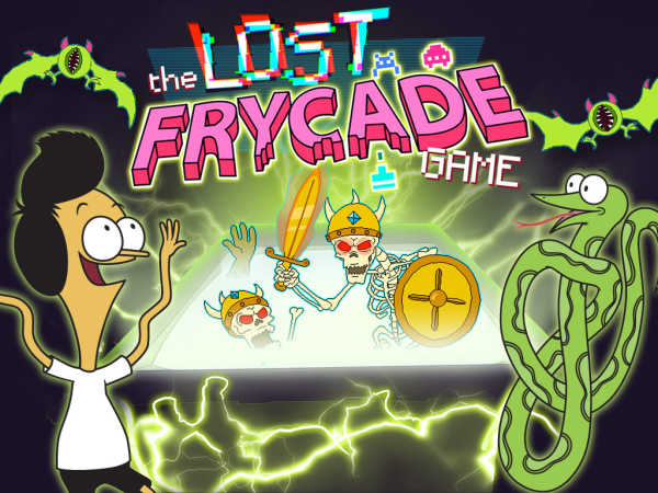 Sanjay And Craig: The Lost Frycade game