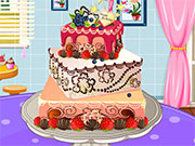 play Yummy Cake Decoration