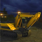play Heavy Excavator 3D Parking
