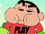 play Shin Chan In Peppers Attack