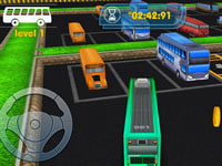 play Busman Parking 3D 2