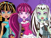 play Monster High Cosplay